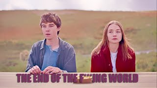 Hank William - Settin' the Woods on Fire (Lyric video) •The End of The F***ing World | S2 Soundtrack