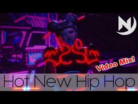 Hot New Hip Hop & Trap Rap Dancehall Urban Black & RnB Mix June 2018 | New Club Dance Music #58🔥