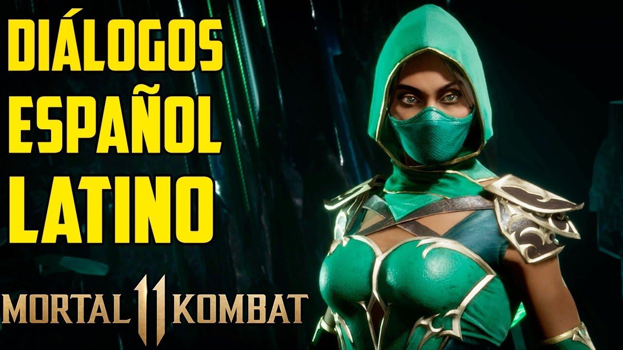 Mortal Kombat 11 | Español Latino | Todos los Diálogos | Jade | Xbox One |