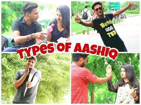 Types OF Aashiqs|| Ajay Singh||