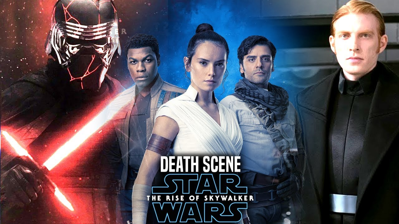 The Rise Of Skywalker Main Character Death Leaked Star Wars Episode 9 Youtube