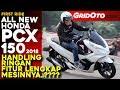 Honda PCX 150 2018 | First Ride Review l GridOto