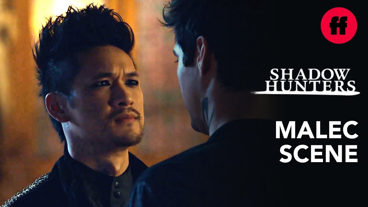 "Download Magnus Proposes to Alec   Shadowhunters   Season 3, Episode 20: Aisha – ""Bridges"""