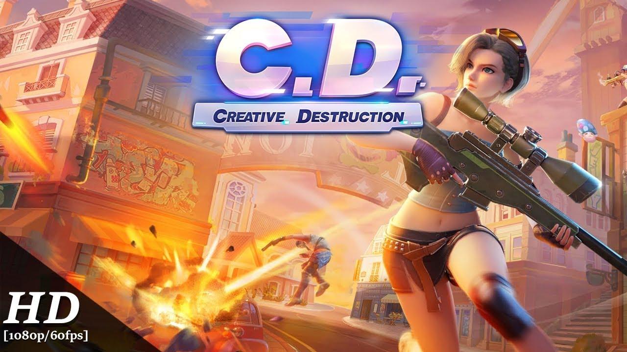 creative destruction pc download play store