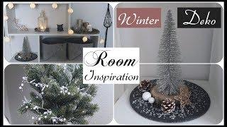 ROOM INSPIRATION ● WINTER & WEIHNACHTS DEKO HOME HAUL 2017
