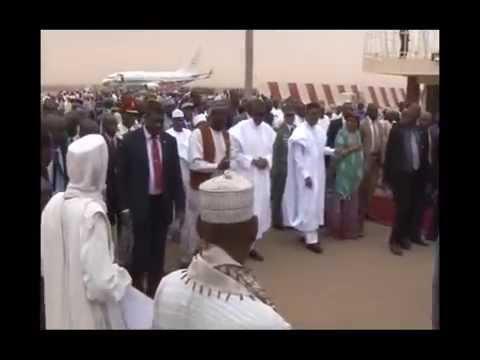 President Muhammadu Buhari's Visit To Niger Republic