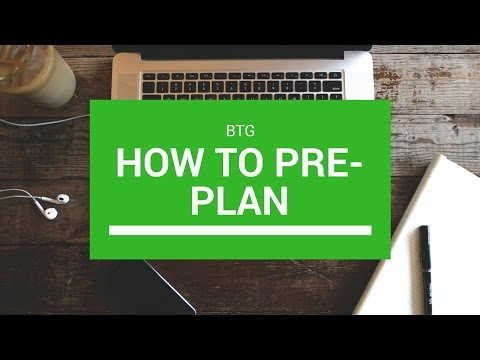 How to Pre-Plan Your #NADEX Trading to Perfection