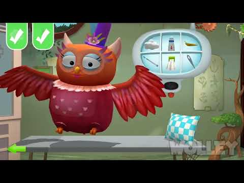 Fun Animals Care Forest Hospital - Doctor Kids Care For Little Animals - Fun Animated Children Games