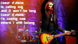 Coeur d'Alene by Alter Bridge Lyrics