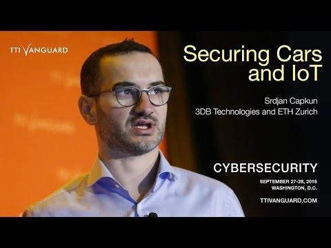 Srdjan Capkun - Securing Cars and IoT