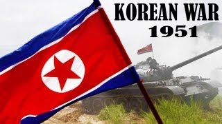 The Korean War in Color - War with North Korea (1950-51) Cold War Footage | Full Length Documentary