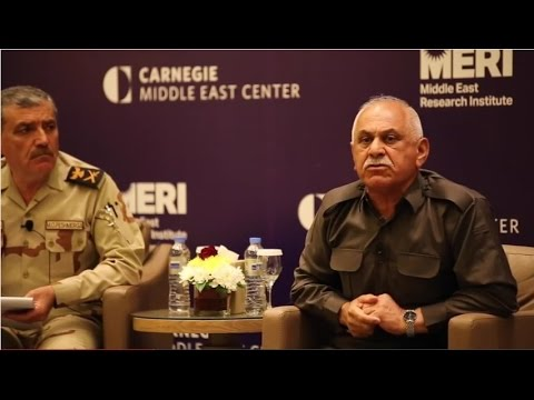 MERI and Carnegie MEC The Future of the Armed Forces in a Democratic Kurdistan Region Part 2