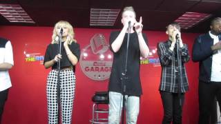 Pentatonix| Cheerleader| Live at 107.5 The River