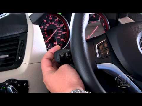 BMW X1 Turn Indicator Stalk