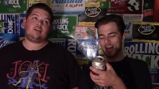 Schaefer Beer - Broke-Ass College Kid Drink Review.