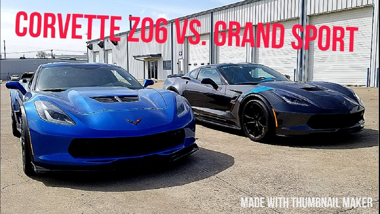Z06 And Grand Sport Differences