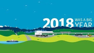 TransLink's 2018 Year in Review