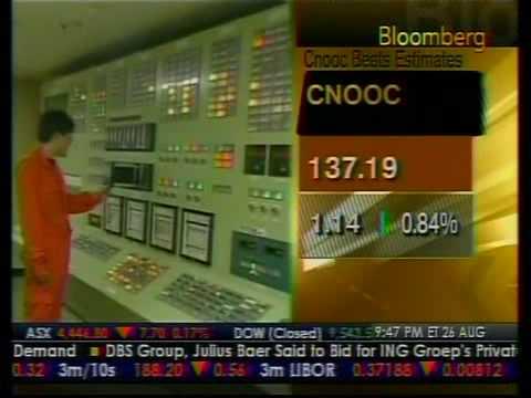CNOOC Beats Estimates - Bloomberg
