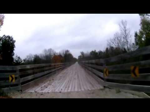 Devil's River State Trail (Northbound) Rockwood to Denmark, WI - Part 3