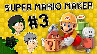 SUPER MARIO MAKER PART THREE - THESE VEGGIES SMELL ROTTEN! - DAGames
