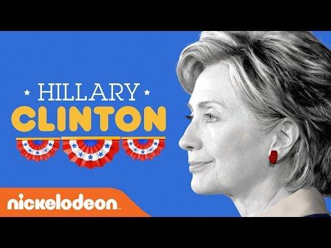 Hillary Clinton 411 | Kids Pick the President | Nick