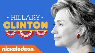 Hillary Clinton 411 | Kids Pick the President | Nick