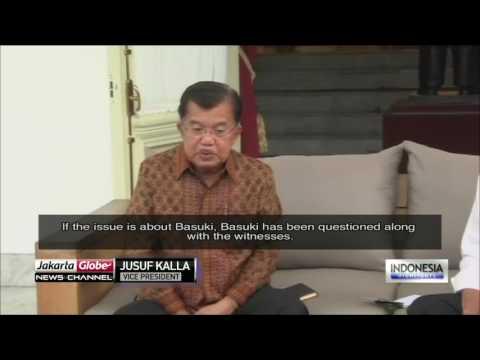Joko Widodo - Jusuf Kalla Talk About November 4th Rally