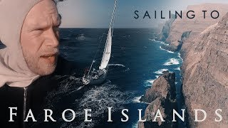 Sailing from Shetland to the Faroe Islands