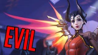 Mercy Is EVIL!!
