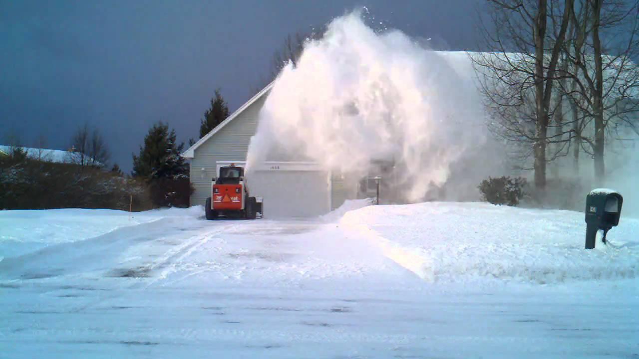 Bobcat SBX240 Snow Blower