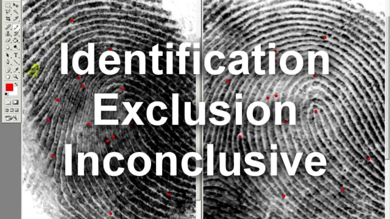How to Compare Fingerprints - The Basics