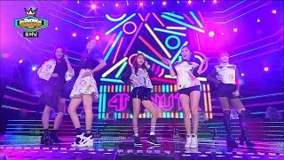 【TVPP】4MINUTE - Whatcha Doin' Today, 포미닛 - 오늘 뭐해 @ Show! Champion Live