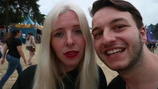 Lil Kleine op Sunrise Festival ON FLEEK!