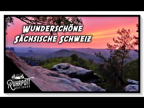 Wunderschöne sächsische Schweiz - Ruhrpott Outdoor