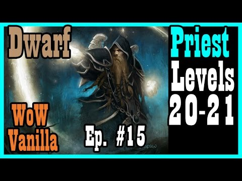 Questing in Redridge! Ep #15 (Vanilla World of Warcraft Kronos)