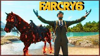 FAR CRY 6: 100% de Gallos encontrados y Armas secretas!
