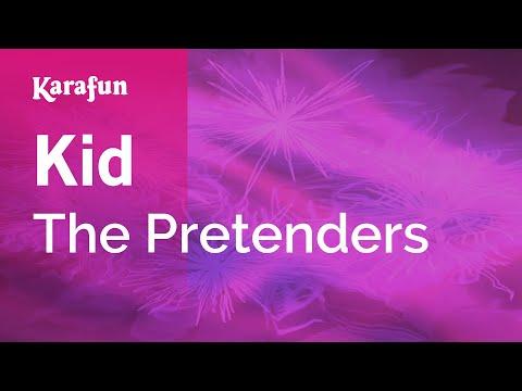 Karaoke Kid - The Pretenders *