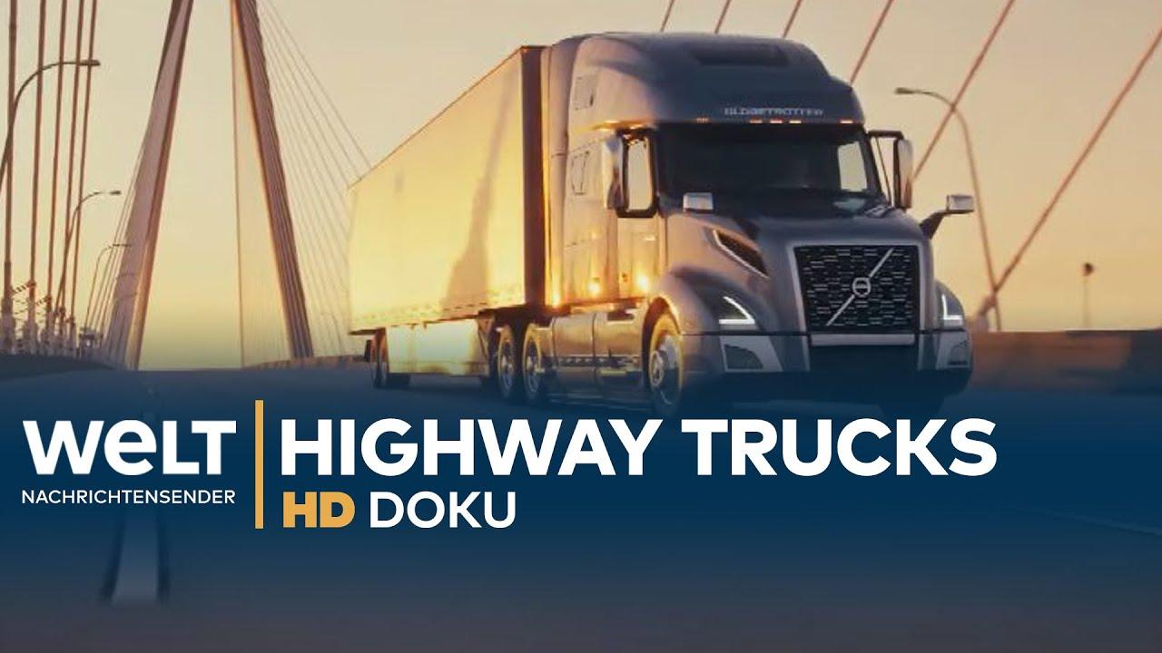 Download VOLVO LKW - Highway Trucks für die USA   Doku