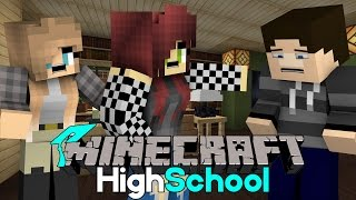 Forbidden Love |  Minecraft HighSchool [S1: Ep. 19 Minecraft Roleplay Adventure]