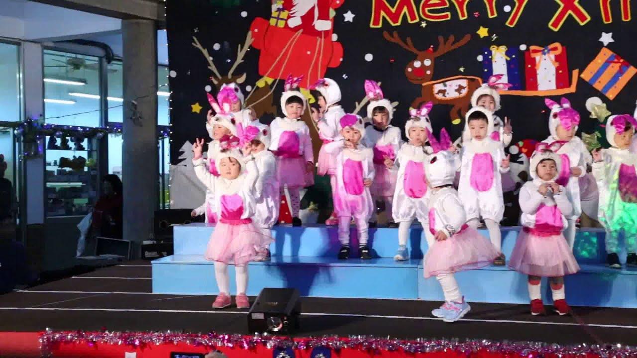 2015.12.18 愛比幼兒園聖誕晚會 #2 - YouTube