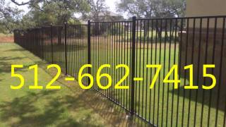 Metal Fences Austin Texas 512-662-7415