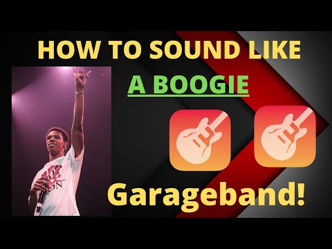 a boogie wit a hoodie vocal effect garageband ios youtube. Black Bedroom Furniture Sets. Home Design Ideas
