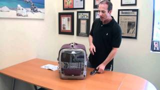 Multifunction Dog and Cat Carrier - Highest Quality & Safety Standards