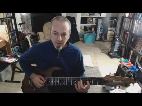 Incomplete mi7 and ma7 Chord Voicings in 5 Minutes or Less
