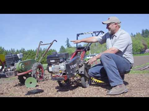 Planet Jr. & Tilmor Power Ox - Comparison Of Two Wheel Tractors