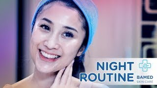 Night Routine | Bamed Skin Care