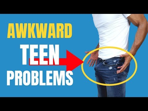 5 Biggest Problems EVERY Teen Faces