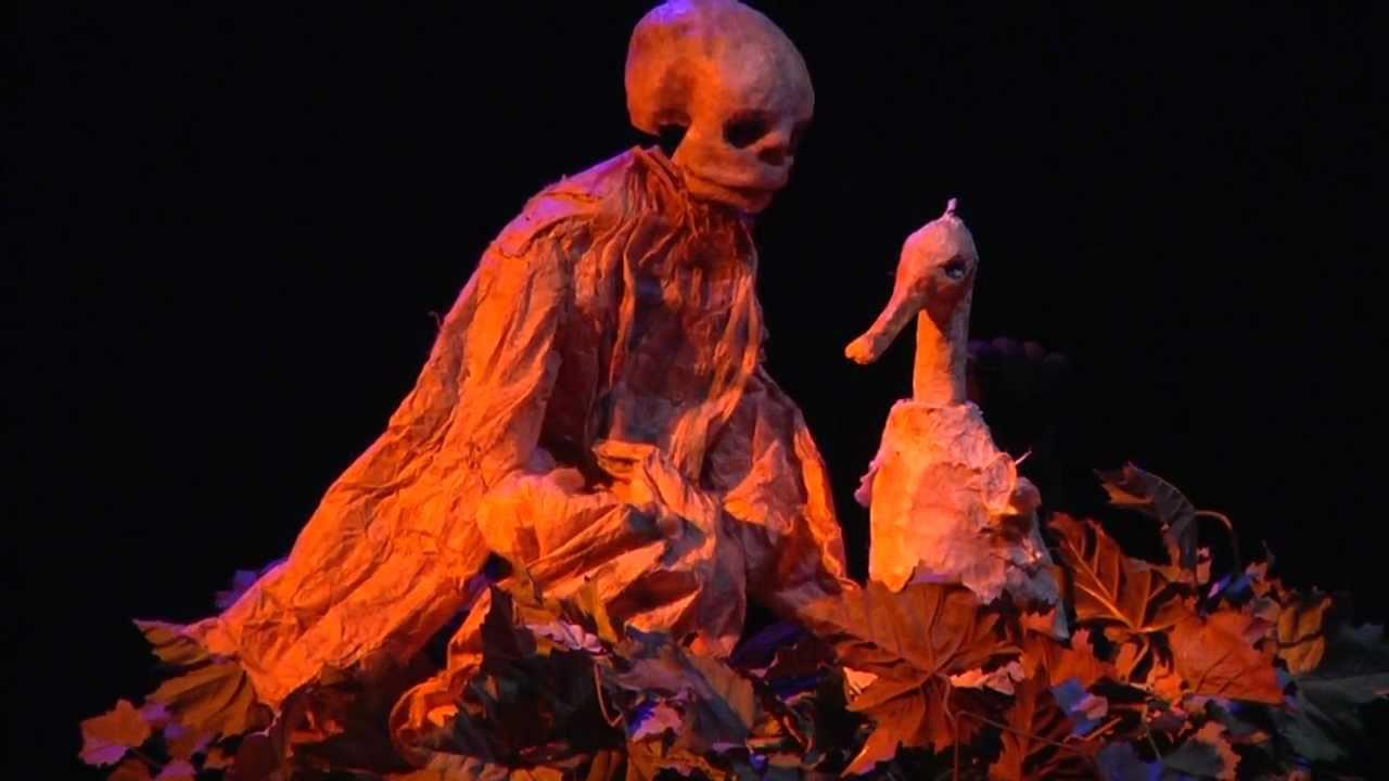 Gęś, Śmierć i Tulipan / Duck, Death and the Tulip - VI Festiwal Lalka też człowiek