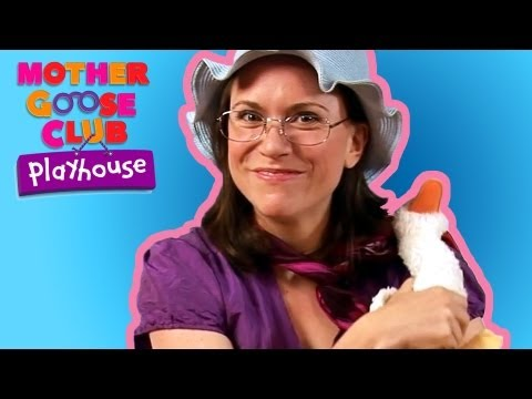 Old Mother Goose   Mother Goose Club Playhouse Kids Video