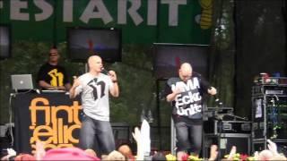 2011 Ylisfestarit Fintelligens Mikä boogie